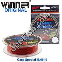 Леска Winner Original Carp Special №0940 100м 0,30мм *