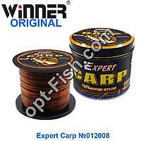 Леска Winner Original Expert Carp №012008 1000м 0,35мм *