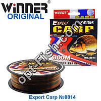 Леска Winner Original Expert Carp №0814 300м 0,32мм *