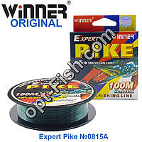 Леска Winner Original Expert Pike №0815A 100м 0,18мм *