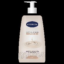 Жидкое мыло питательное с экстрактами Карите и Ванили Avenida Sapone Liquido Nutriente Karite 500 мл