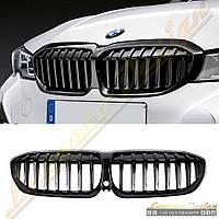 Решетки радиатора M Performance для BMW G20