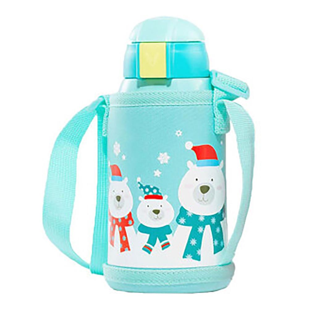 Дитячий термос Xiaomi Children Vacuum Cup Blue 590 мл (6923185600763)