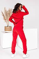 Женский спортивный костюм теплый на флисе 2020