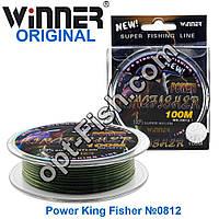 Леска Winner Original Power King Fisher №0812 100м 0,16мм *
