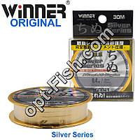 Леска Winner Original Silver Series 30м 0,10мм *