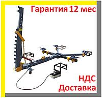 Стапель, платформенный, автомобильный, для рихтовки, стенд, авто, вытяжки, правки, VE-700