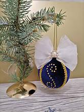 Новогодние украшения на елку Ручной работы