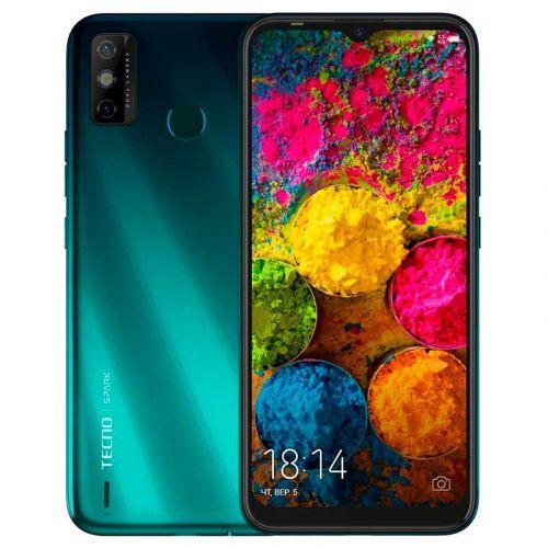 Смартфон Tecno Spark 6 Go 2/32GB Ice Jadeite