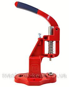 Пресс ручной для установки фурнитуры Турецкий М-001 цвет Красный