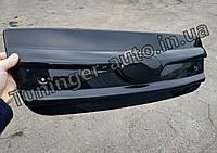 Зимняя накладка на решетку Hyundai Santa Fe 2006-2009 (Fly/Глянец), фото 1