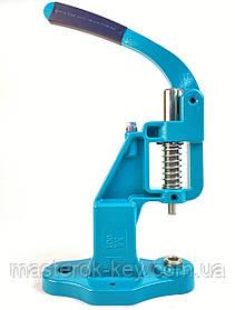 Пресс ручной для установки фурнитуры Турецкий М-001 цвет Бирюза