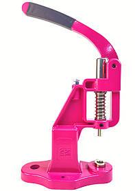 Пресс ручной для установки фурнитуры Турецкий М-001 цвет Розовый