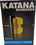 Книгодержатель КATANA в виде меча Катана Черный (vol-775), фото 5