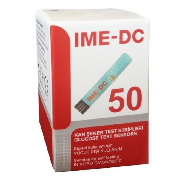 Тест - смужки IME-DC / Тест - смужки IME-DC 50 шт