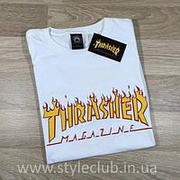 Футболка женская Thrasher | Бирка | Наши фотки
