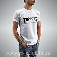Футболка Thrasher Skateboard   Бирки фотки   Трешер чоловіча