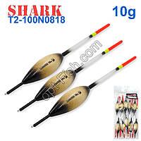 Поплавок Shark Тополь T2-100N0818 (10шт)