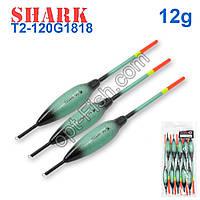 Поплавок Shark Тополь T2-120G1818 (10шт)