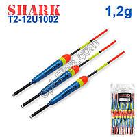 Поплавок Shark Тополь T2-12U1002 (20шт)