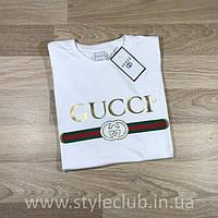 Футболка Gucci classic, фото 1
