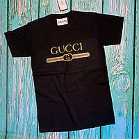 Футболка Gucci чёрная
