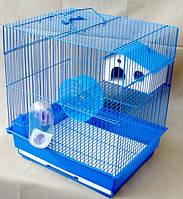 Клетка для хомячка.№425.35х28х37 см