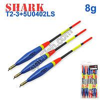 Поплавок Shark Тополь T2-3+5U0402LS (10шт)
