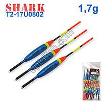 Поплавок Shark Тополь T2-17U0802 (20шт)