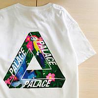 Palace футболка белая • Топовая бирка • Наши фотки