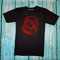 Чёрная футболка Billionare