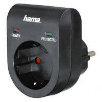 Сетевой фильтр питания HAMA 00108878