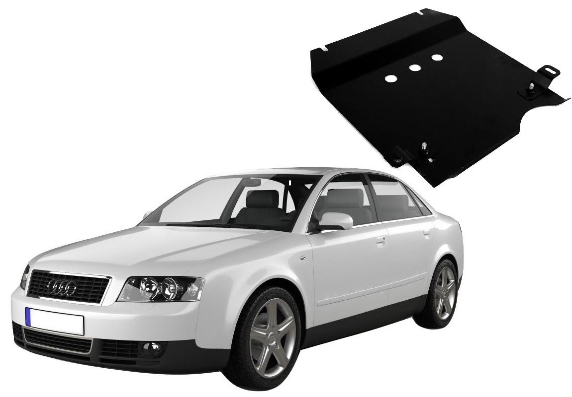 Защита КПП Audi A4 B6 2001-2005