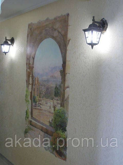 фрески, декоративные фрески