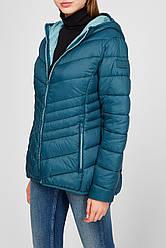 Женская зеленая куртка CMP Fix Hood 30K3656-F964