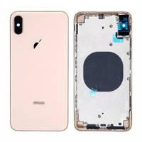 Корпус iPhone XS Max, Gold