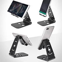 Подставка держатель для телефона или планшета с регулируемым углом наклона