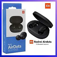 Наушники Xiaomi Redmi Airdots, беспроводные наушники Xiaomi Redmi Airdots, bluetooth наушники Xiaomi