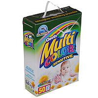 Стиральный порошок для детского белья CLOVIN Multicolor Sensitive 5 кг