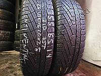 Зимние шины бу 155/65 R14 Continental