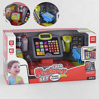 Детская игрушка касса, детский кассовый аппарат