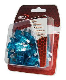 Предохранители ATC 15А 50 шт ACV 30.3920-15