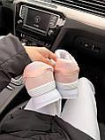 Женские зимние кроссовки New Balance NB 574 на меху PA291 розовые, фото 9