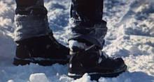 Чоловіча зимова взуття