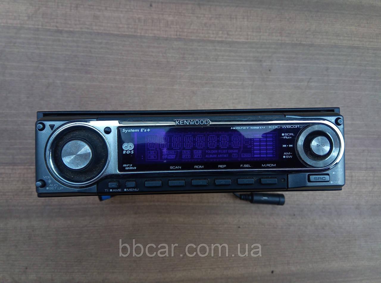 Магнітофон Kenwood KDC-W6031