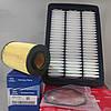 Комплект фильтров для ТО масляный + воздушный Hyundai SANTA FE 2006-