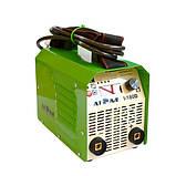 Инвертор сварочный АТОМ I-180D с байонетными штекерами без кабелей (вариант C), фото 2