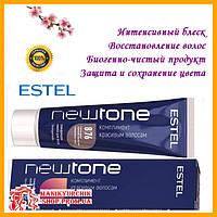 Тонирующая маска для волос термокератиновая Estel NewTone кутюр Эстель HAUTE COUTURE ESTEL 8/76 60мл