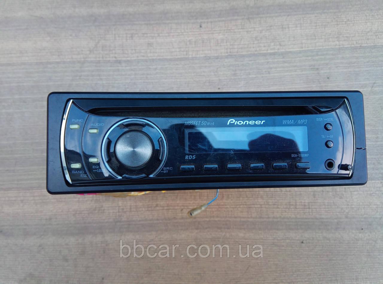 Магнітофон Pioneer DEH-1100MP