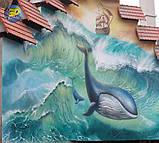 Парящий кит. Черновцы 2015, фото 3